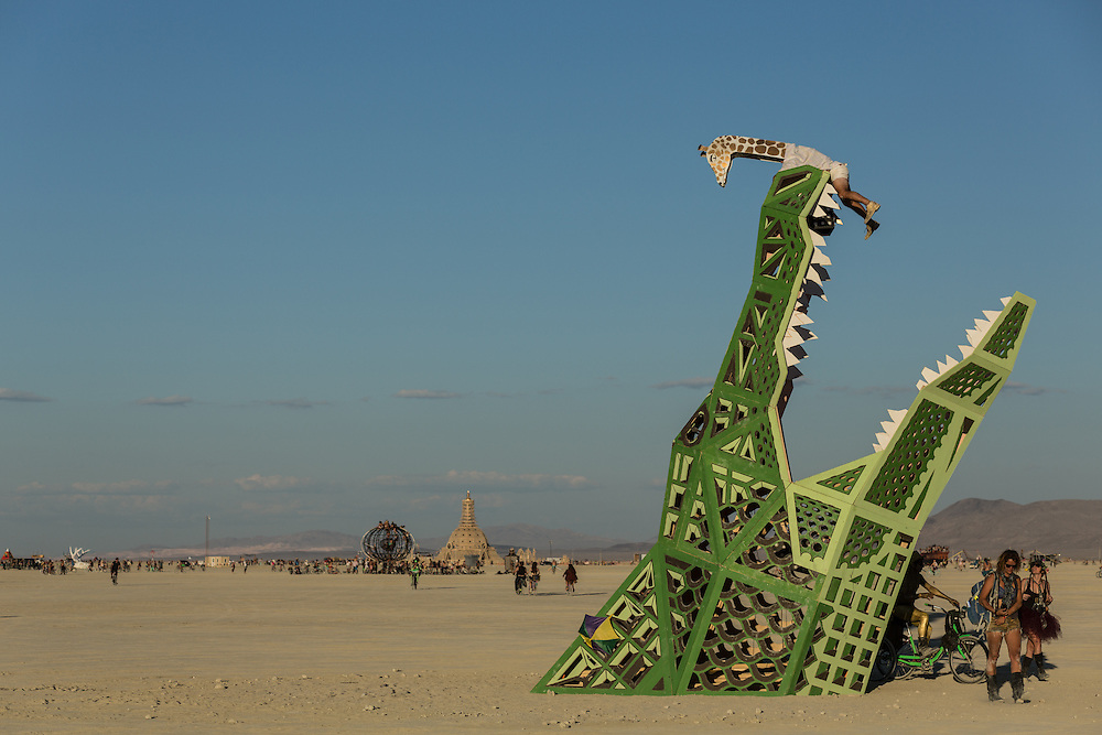 Burning Man 2014<br />