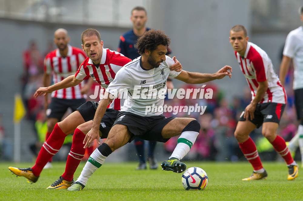 LIVERPOOL-ATHLETIC CLUB DE BILBAO<br />