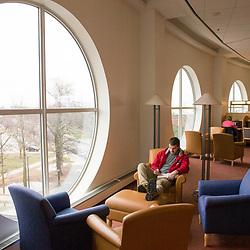 Park Library study scenics