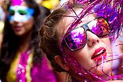 BELO HORIZONTE_MG. 18 de fevereiro de 2012...BELOTUR - CARNAVAL BH..Bloco Entao Brilha desfila pelas ruas do centro da cidade ..Foto: RODRIGO LIMA / NITRO.