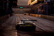 Darryl O'YOUNG, Craft Bamboo Racing, Porsche 911 GT3R (991)<br /> 64th Macau Grand Prix. 15-19.11.2017.<br /> SJM Macau GT Cup - FIA GT World Cup<br /> Macau Copyright Free Image for editorial use only
