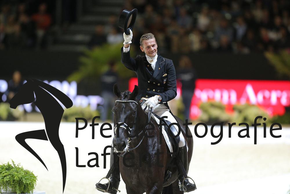 Gal, Edward, Glock´s Undercover<br /> Lyon - Weltcup Finale<br /> Kür<br /> © www.sportfotos-lafrentz.de/Stefan Lafrentz