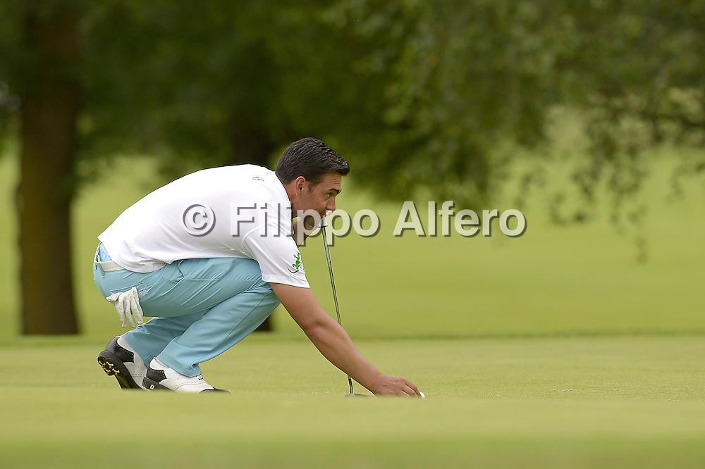 &copy; Filippo Alfero<br /> Fondazione Vialli e Mauro Golf Cup XII edizione<br /> 08/06/2015, Borgomanero (TO), Golf Club Royal Park I Roveri