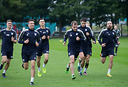 Dundee training at the University Grounds, Riverside, Dundee<br /> <br />  - &copy; David Young - www.davidyoungphoto.co.uk - email: davidyoungphoto@gmail.com