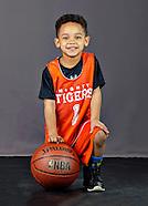 6u  Williamston mighty tigers