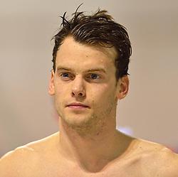 04-04-2015 NED: Swim Cup, Eindhoven<br /> Sebastiaan Verschuren, 100m freestyle<br /> Photo by Ronald Hoogendoorn / Sportida