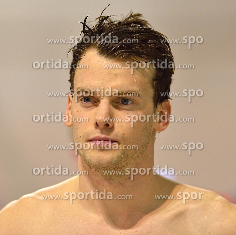 04-04-2015 NED: Swim Cup, Eindhoven<br /> Sebastiaan Verschuren, 100m freestyle<br /> Photo by Ronald Hoogendoorn / Sportida