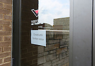 """A sign on the door reads """"Closed until further notice"""" outside Verona and My Verona in Cedar Falls, Iowa on Tuesday, July 10, 2012."""