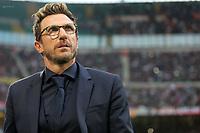 01.10.2017 - Milano  Serie A 7a   giornata  -  Milan-Roma  nella  foto: Eusebio Di Francesco