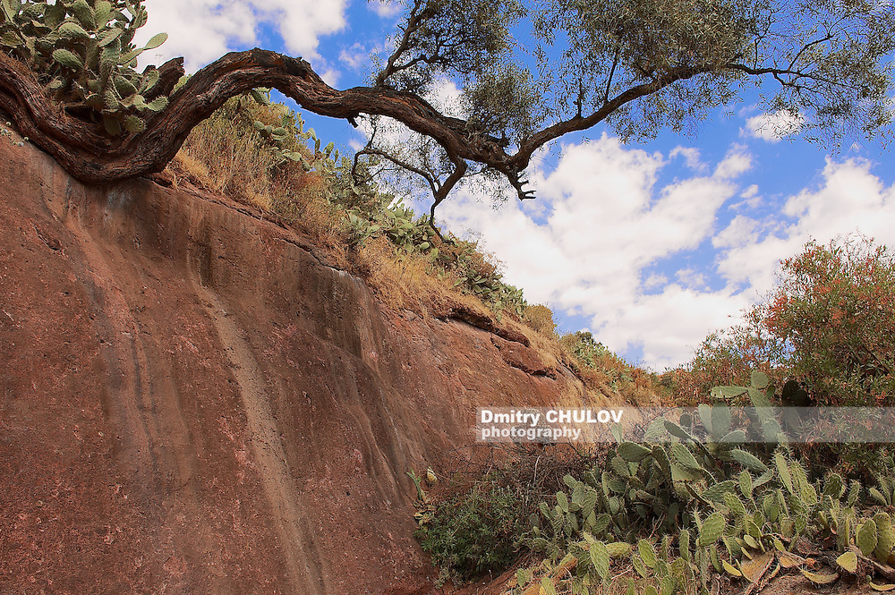 Jordan river bed, Lalibela, Ethiopia, UNESCO World Heritage site