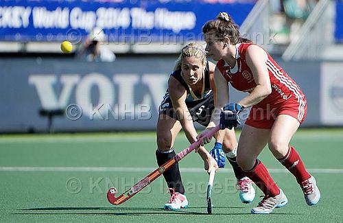 DEN HAAG - Rabobank Hockey World Cup<br /> 22 USA - Germany<br /> Foto: <br /> COPYRIGHT FRANK UIJLENBROEK FFU PRESS AGENCY