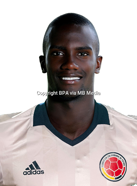 Fifa Men&acute;s Tournament - Olympic Games Rio 2016 - <br /> Colombia National Team - <br /> Kevin Balanta