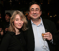 Janet Andersen and Jon Webster