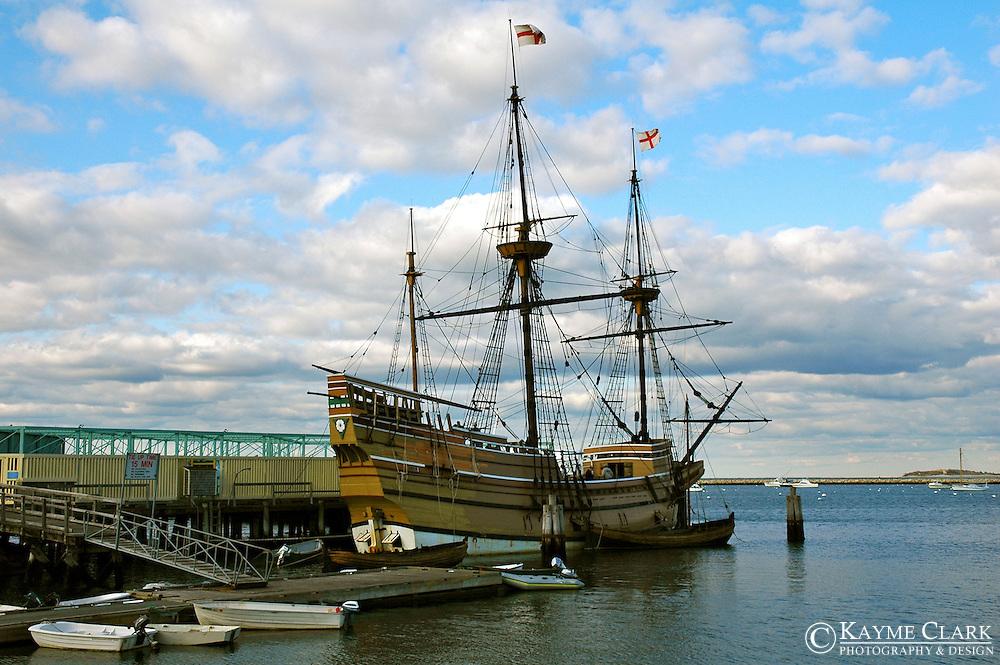Mayflower II - Plymouth, Massachusetts, United States of America