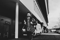 Eros Pisano of Bristol City arrives at Ashton Gate Stadium prior to kick off - Mandatory by-line: Ryan Hiscott/JMP - 12/02/2019 - FOOTBALL - Ashton Gate Stadium - Bristol, England - Bristol City v Queens Park Rangers - Sky Bet Championship