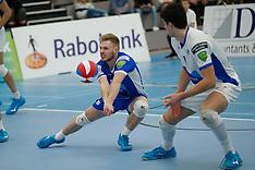20181103 NED: Eredivisie, Sliedrecht Sport - Abiant Lycurgus: Sliedrecht