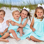 Leatherwood Family Beach Photos