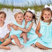 Leatherwood Family Beach Photos