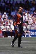 FIFA World Cup - France 1998<br /> 12.6.1998, Stade de La Mosson, Montpellier, France.<br /> Group D, Paraguay v Bulgaria.