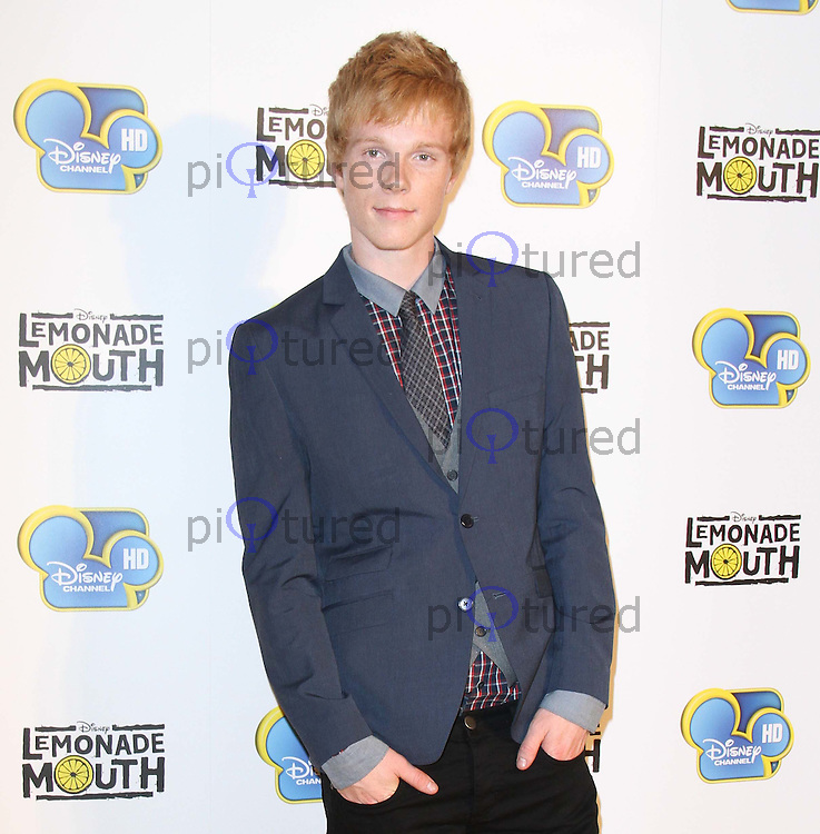 Adam Hicks Disney Lemonade Mouth Gala Premiere, BAFTA, Piccadilly, London, UK, 25 August 2011:  Contact: Rich@Piqtured.com +44(0)7941 079620 (Picture by Richard Goldschmidt)
