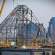 Cantiere Expo,  settembre 2014