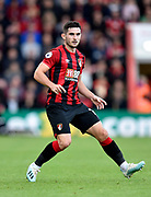 Lewis Cook (16) of AFC Bournemouth during the Premier League match between Bournemouth and Norwich City at the Vitality Stadium, Bournemouth, England on 19 October 2019.