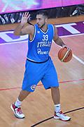 DESCRIZIONE : Trento Nazionale Italia Uomini Trentino Basket Cup Italia Belgio Italy Belgium<br /> GIOCATORE : Pietro Aradori<br /> CATEGORIA : Palleggio Schema<br /> SQUADRA : Italia Italy<br /> EVENTO : Trentino Basket Cup<br /> GARA : Italia Belgio Italy Belgium<br /> DATA : 12/07/2014<br /> SPORT : Pallacanestro<br /> AUTORE : Agenzia Ciamillo-Castoria/Max.Ceretti<br /> Galleria : FIP Nazionali 2014<br /> Fotonotizia : Trento Nazionale Italia Uomini Trentino Basket Cup Italia Belgio Italy Belgium