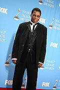 Herbie Hancock in the Media Room at The 39th Annual NAACP IMAGE AWARDS held at the Shrine Auditorium in Los Angeles, Calaifornia on February 14, 2008