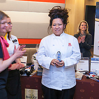Canadian Intercollegiate Chocolate Competition April 12-13, 2014