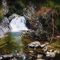Falls of bruar, Pitagowan, Perthshire