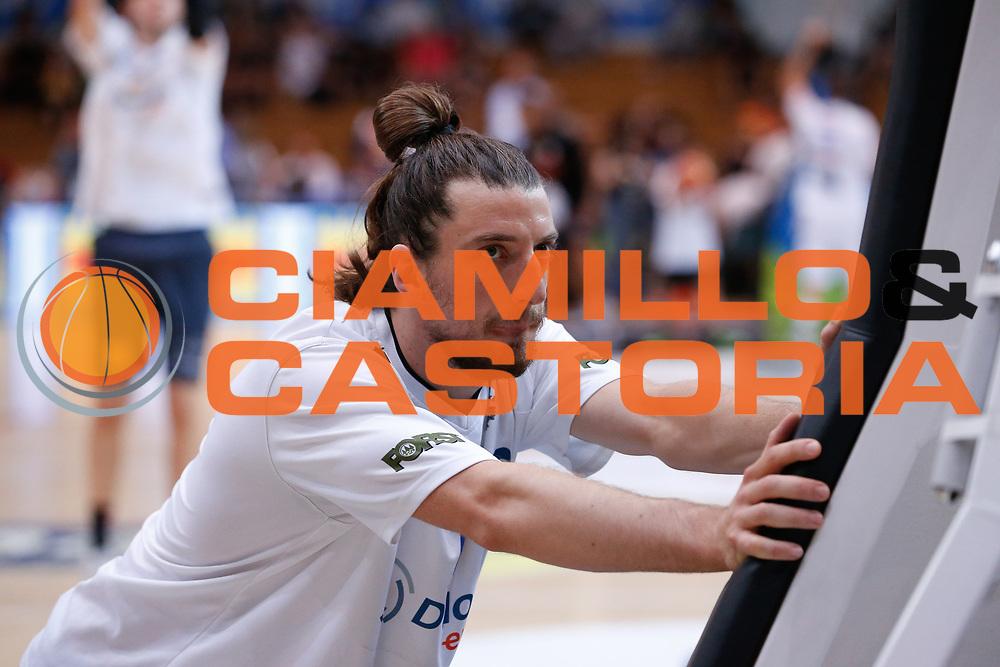 Andres Pablo Forray<br /> Dolomiti Energia Aquila Basket Trento - Umana Reyer Venezia <br /> Lega Basket Serie A 2016/17 Finali Gara 03<br /> Trento, 14/06/2017<br /> Foto Ciamillo-Castoria / M. Brondi