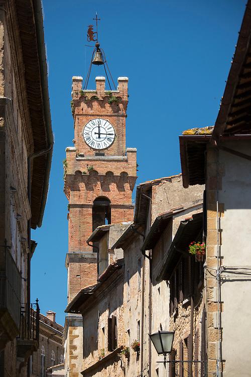 Europe, Italy, Tuscany, Toscana,Pienza