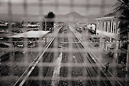 ITALY, Fondi:  The train station .©Christian Minelli