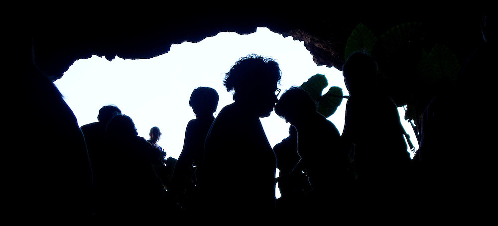 JANUARY 2011. LANZAROTE ISLAND BY SILHOUETTES.  PHOTOS BY TONI VILCHES..
