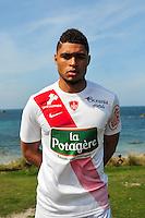 Simon Falette - 09.09.2015- Photo Officielle de Brest - Ligue 2<br /> Photo : Philippe Le Brech / Icon Sport