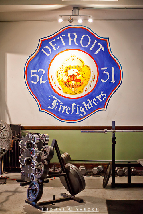 Detroit Fire Department Engine 52 Ladder 31