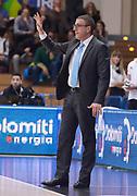 DESCRIZIONE : Trento Lega A 2014-2015 Dolomiti Energia Trento Upea Capo d'Orlando<br /> GIOCATORE : Giulio Griccioli<br /> CATEGORIA : allenatore coach<br /> SQUADRA : Upea Capo d'Orlando<br /> EVENTO : Campionato Lega A 2014-2015<br /> GARA : Dolomiti Energia Trento Upea Capo d'Orlando<br /> DATA : 03/01/2015<br /> SPORT : Pallacanestro<br /> AUTORE : Agenzia Ciamillo-Castoria/ R.Morgano<br /> GALLERIA : Lega Basket A 2014-2015<br /> FOTONOTIZIA : Trento Lega A 2014-2015 Dolomiti Energia Trento Upea Capo d'Orlando<br /> PREDEFINITA :