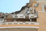 20160122 - Crollo Palazzo, Roma  Teatro Olimpico