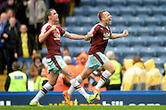 Blackburn Rovers v Burnley 241015