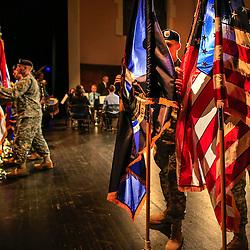 Veterans Day at CMU