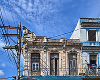 Power Lines on the Streets of Old Havana. Image taken with a Leica T camera and 23 mm f/2 lens.