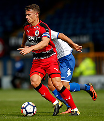 Jonathan Hogg of Huddersfield Town - Mandatory by-line: Matt McNulty/JMP - 16/07/2017 - FOOTBALL - Gigg Lane - Bury, England - Bury v Huddersfield Town - Pre-season friendly
