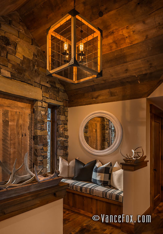 Martis Camp Home243, Martis Camp, Truckee, Ca by Sandbox Studio, Heslin Construction and JJH Interior Design. Vance Fox Photography