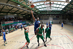 Basketball, Final, D1 aux FFSA CDF Basketball