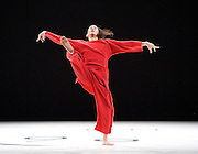 Cloud Gate 2 <br /> Triple Bill <br /> at Sadler's Wells, London, Great Britain <br /> Press photocall <br /> 21st November 2016 <br /> <br /> choreography by Cheng Tsung-lung <br /> <br /> <br /> <br /> <br /> LUO Sih-wei <br /> <br /> <br /> <br /> <br /> Photograph by Elliott Franks <br /> Image licensed to Elliott Franks Photography Services