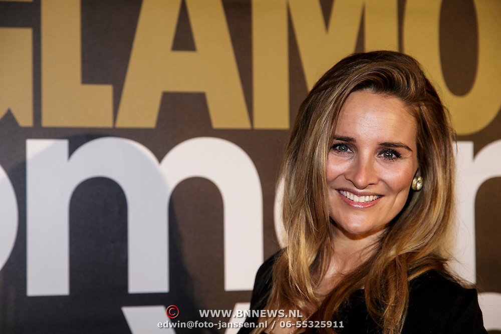 NLD/Amsterdam/20141215- Glamour Woman of the Year 2014, Lieke van Lexmond
