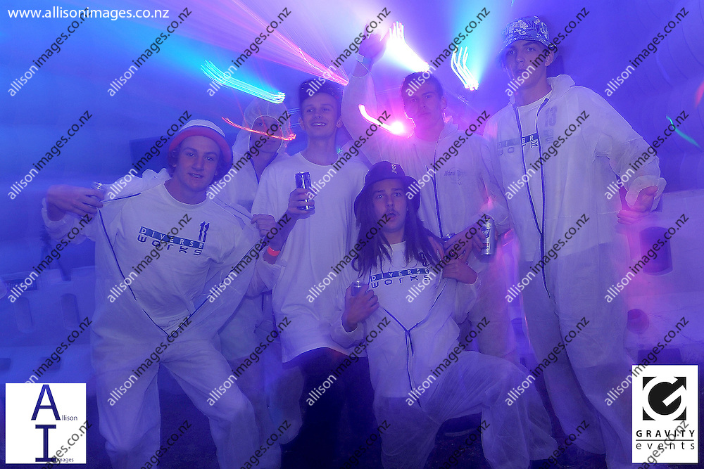White out party: the take over 2014<br /> <br /> Feel free to share like tag and comment!