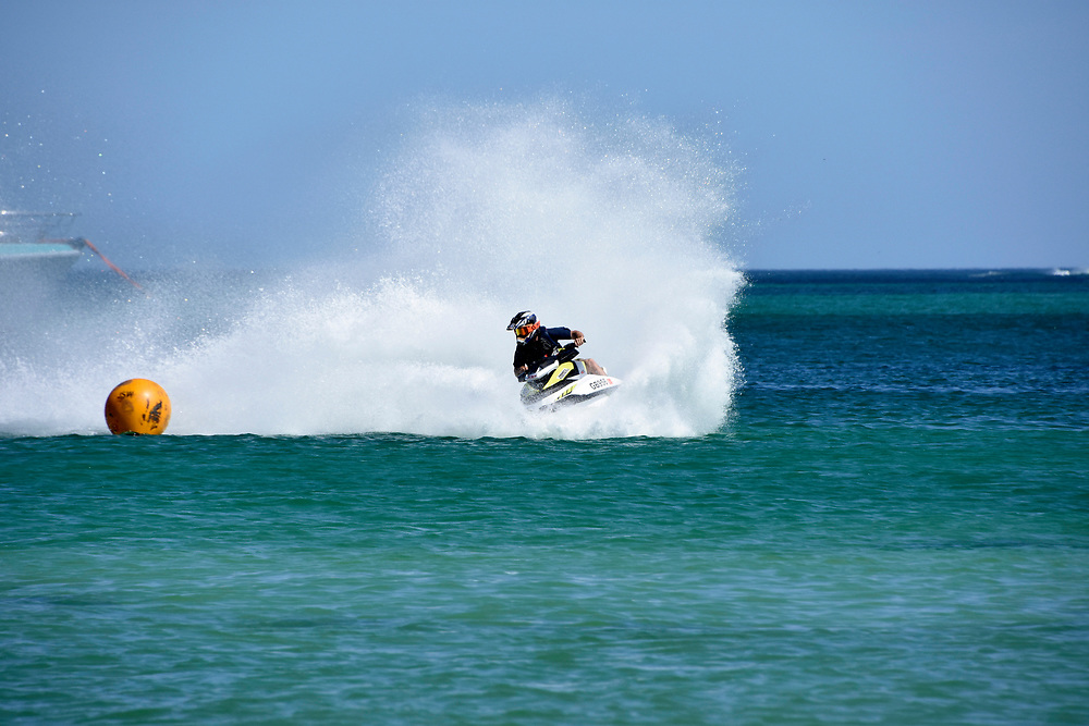 Jetskis in Lancelin at the Ocean Classic Event 2018