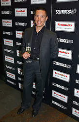 Jockey FRANKIE DETTORI at the opening party of the new Frankie's Bar & Grill at Selfridges, Oxford Street, London on 6th September 2006.<br /><br />NON EXCLUSIVE - WORLD RIGHTS