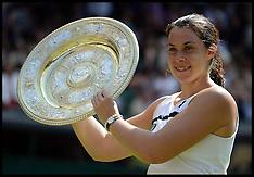 JUNE 06 2013 Wimbledon Tennis Championships